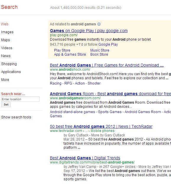 Bing es mejor que Google