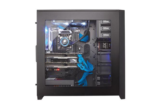 caja de la PC