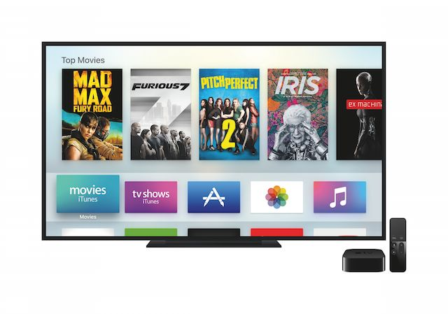 AppleTV el hogar