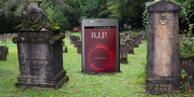 Es este el fin para el tacto ubuntu?