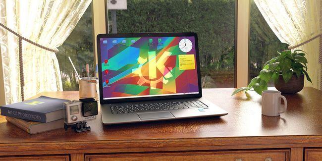Kde explicó: un vistazo a la interfaz de escritorio de linux más configurable