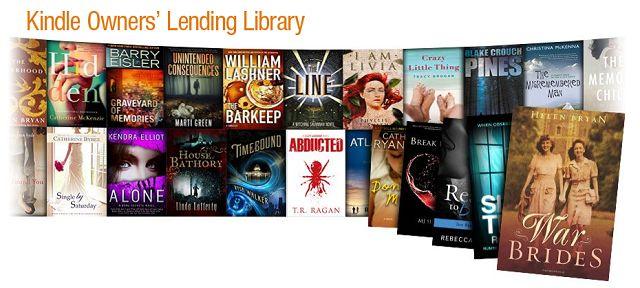 Kindle propietarios-préstamos-biblioteca