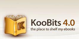 Koobits - una plataforma digital, simple pero fresca para su colección de libros electrónicos