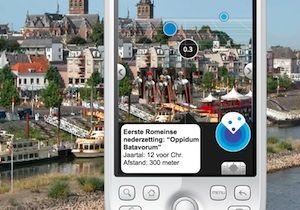 Layar - una realidad versátil aumentada para iphone y android