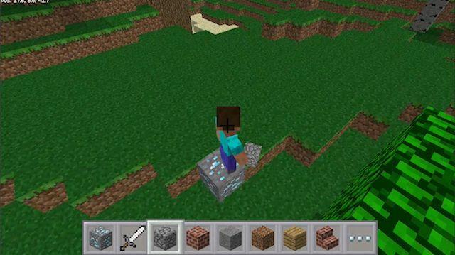 Minecraft-pi-Diamantes