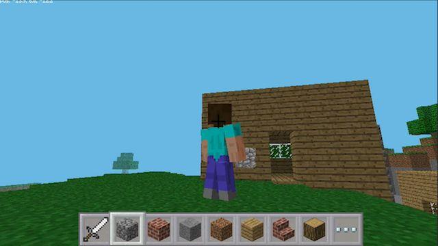 Minecraft-Pi-Casa