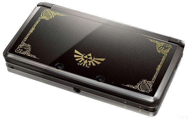 Leyenda de Zelda 3DS