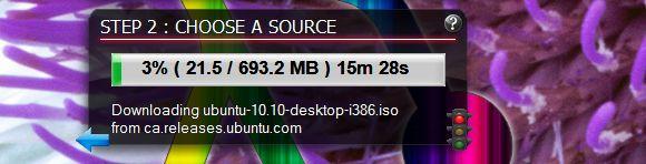 disco de arranque de Linux