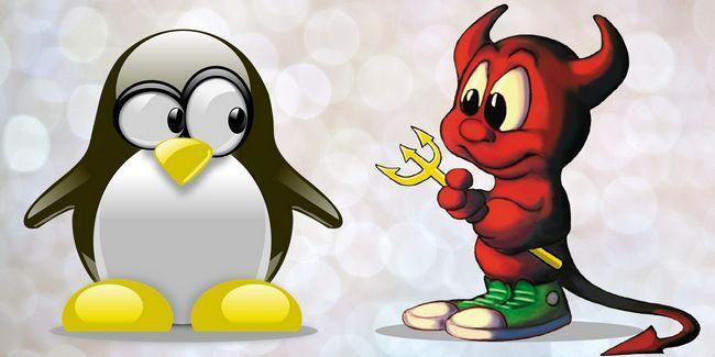 Linux vs bsd: lo que se debe utilizar?