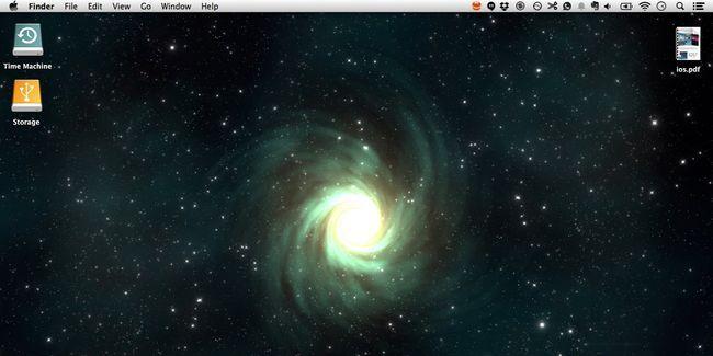 Fondo de pantalla en vivo para mac? Es más fácil de lo que piensas