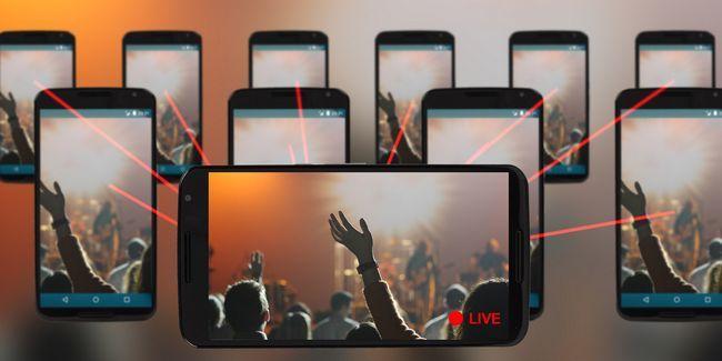 Livestream androide: 5 razones para hacerlo y cómo empezar