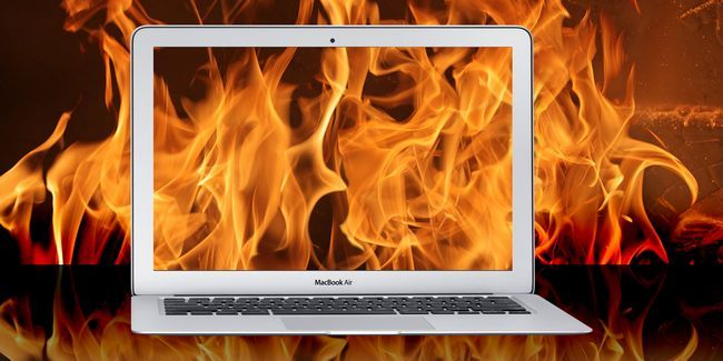 Macbook sobrecalentamiento del aire? 5 cosas que puede hacer