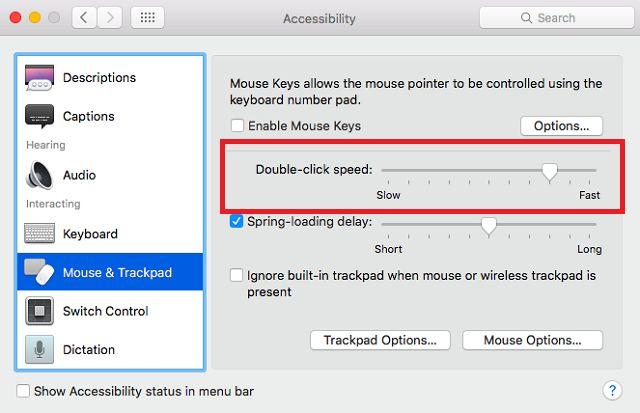 -Mac-doble click