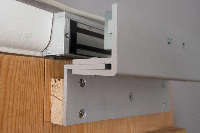 cerradura inteligente RPI - electroimán
