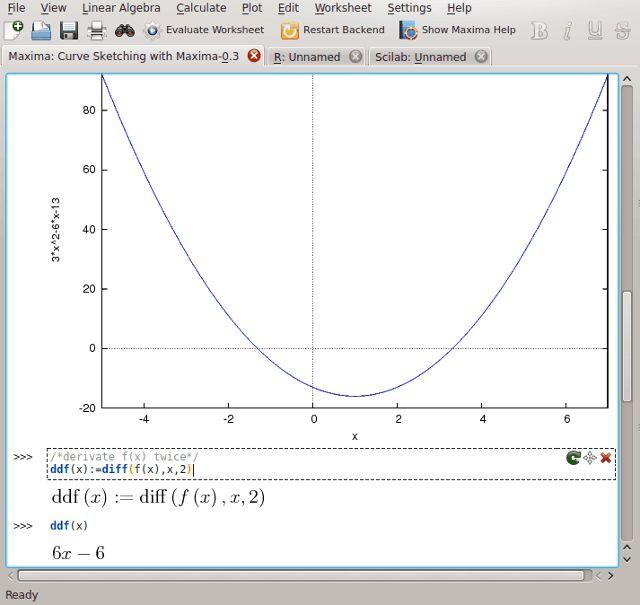 Linux-ganar-matemáticas-Cantor