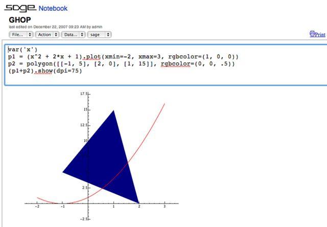 Linux-ganar-matemáticas-sagemath