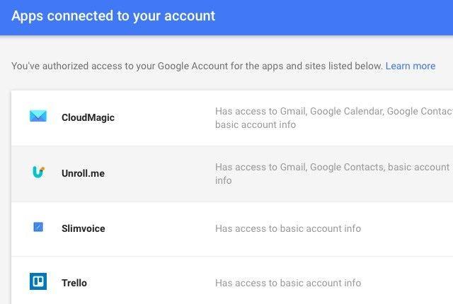 aplicaciones google-conectado;