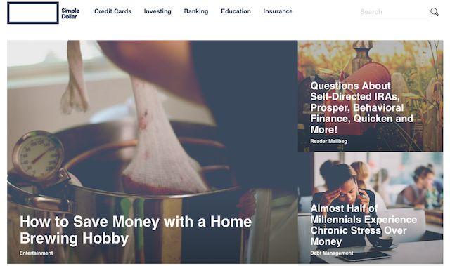 Nuevos años de resoluciones Websites-El-simple-dólar