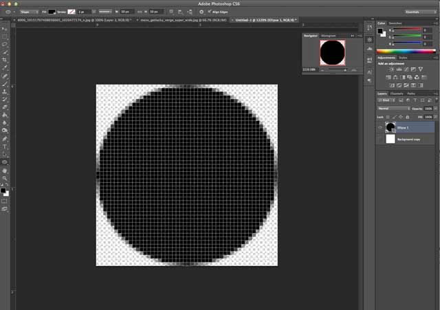 círculo-patternm