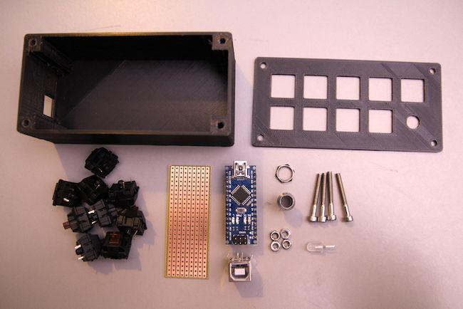 Piezas Arduino de acceso directo