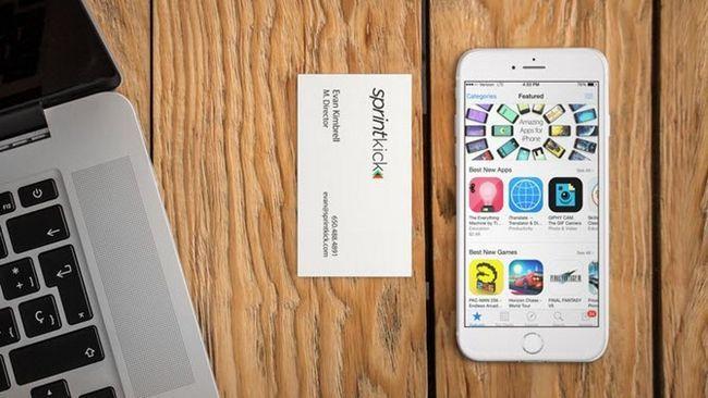 Udemy Curso - Ejecución de un negocio Mobile App Dev