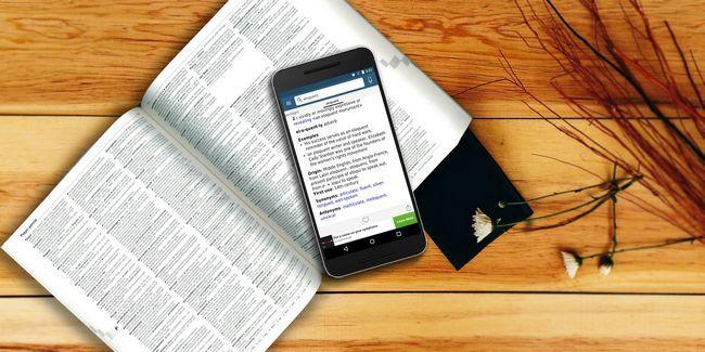 Merriam webster: un excelente diccionario libre para su uso sin conexión