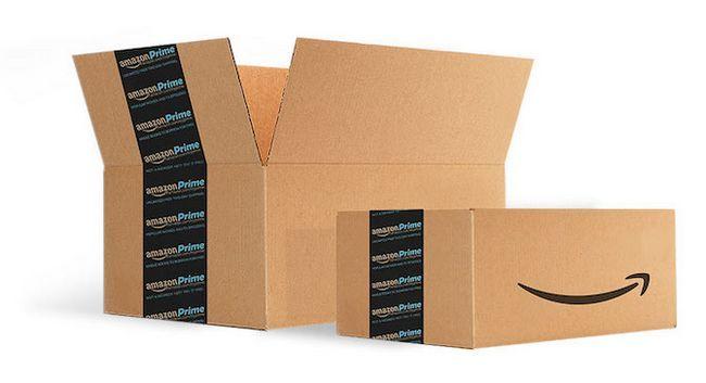 Amazon envío de dos días