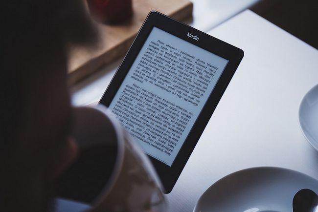 Amazon Kindle primer