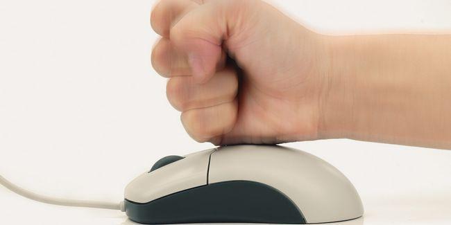 7 Desastrosos errores de clic de ratón que no desea hacer