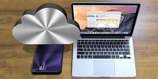 Mover copias de seguridad, aplicaciones y fotos de tu macbook para crear espacio libre
