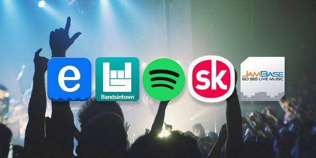 No te pierdas ni un concierto en vivo de nuevo con estos 6 sitios