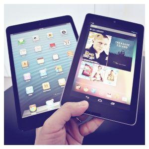 Nexus 7 vs mini ipad: un estudio comparativo