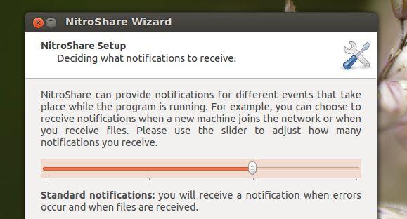 compartir archivos en la red doméstica