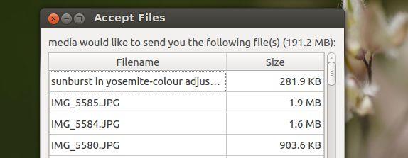 cómo compartir archivos en la red