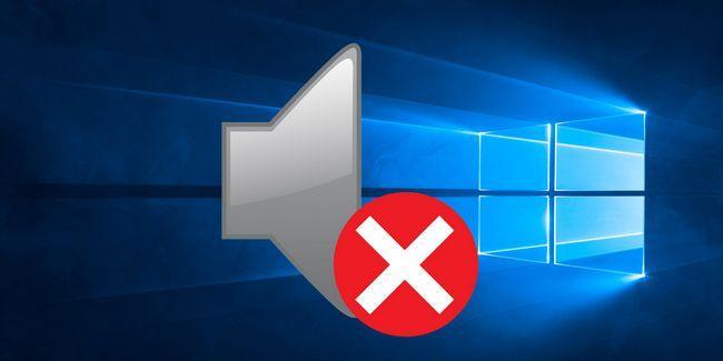 No hay sonido en windows 10? Aquí es cómo solucionar rápidamente la sordera digitales
