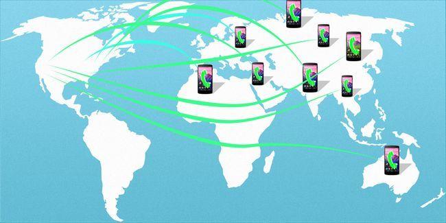 No nos número de teléfono? No hay problema - mejores aplicaciones gratis para llamar a los ee.uu.