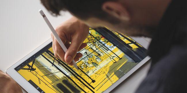 ¿Por qué los pro ipad no es sólo un ipad más grande