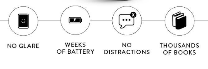 características de Kindle