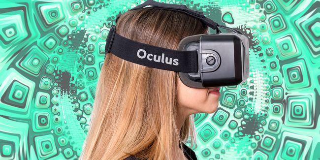 Oculus rift simulaciones de realidad virtual que tienen que ver para creer