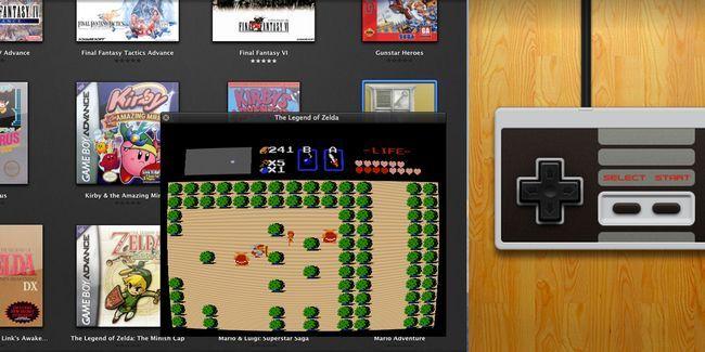 Openemu para mac es mejor pieza de software de emulación de la tierra