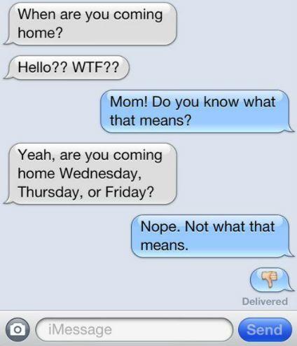 mensajes de texto-wtf