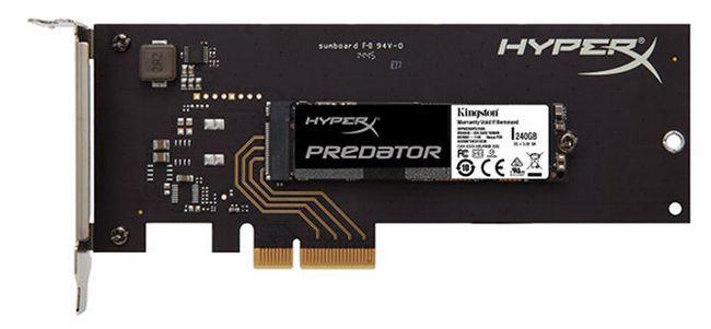De tipo SSD PCIe