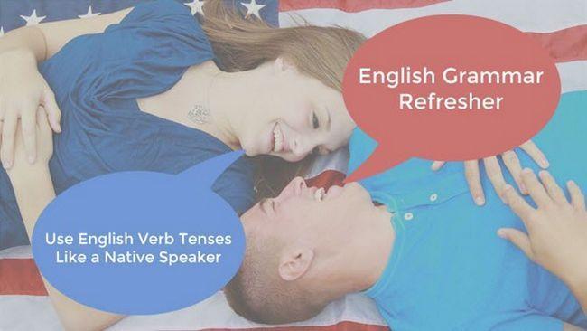 Inglés Gramática de Actualización