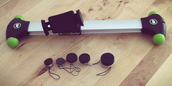 Kit de lentes photojojo y revisión carro cámara mobislyder y al sorteo