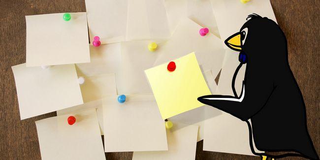 5 Little notas adhesivas útiles para linux