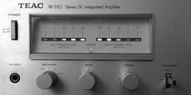 Un sonido de calidad en el barato - la compra de un equipo de audio de la vendimia