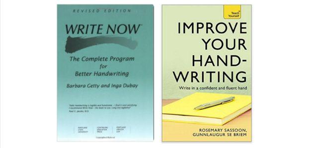 Libros de escritura a mano