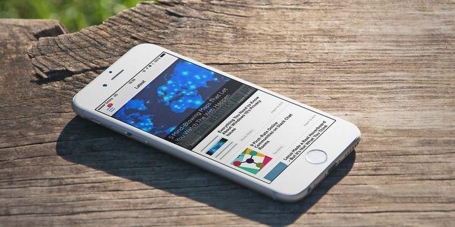 Leer makeuseof en su iphone con nuestra nueva aplicación, y ganar un iphone 6s (actualizado)