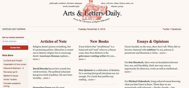 Artes y Letras diario