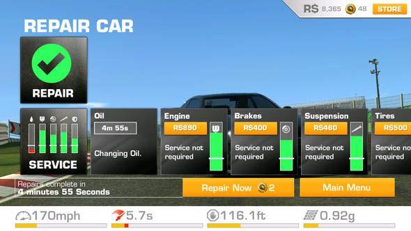 juegos de carreras de coches móvil